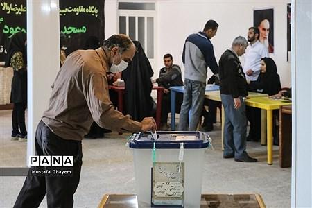 انتخابات مجلس شورای اسلامی در آبادان |