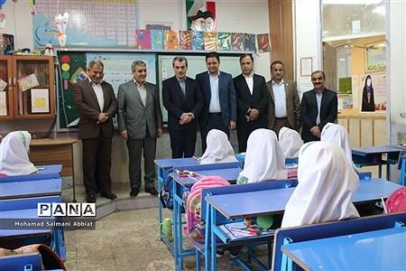 نواخته شدن زنگ استمرار فعالیتهای آموزشی در استان خوزستان |