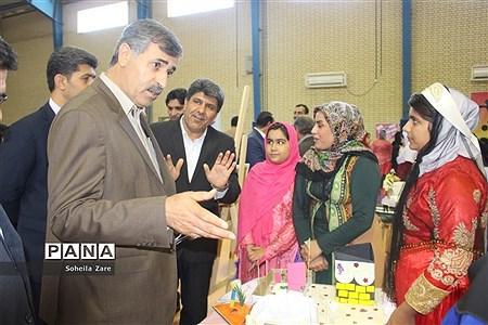 افتتاح نمایشگاه هفته معرفی مشاغل در بوشهر |