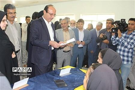 بیست و دومین دوره انتخابات شوراهای دانشآموزی استان بوشهر |