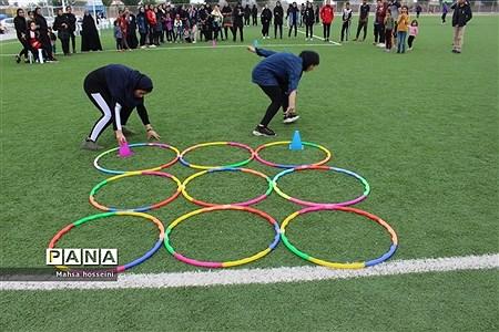دومین المپیاد ورزش روستایی بانوان شهرستان بوشهر |