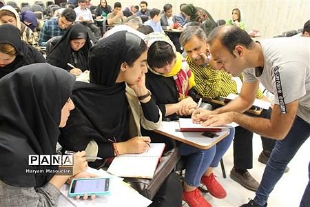 کارگاه خط با خودکار در بوشهر |