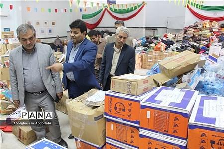 کمکهای دانشآموزی و فرهنگیان استان بوشهر به مناطق سیل زده کشور |