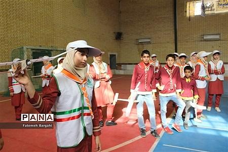 مسابقه گلایدر دانشآموزان اداره آموزش و پرورش شبانکاره. |