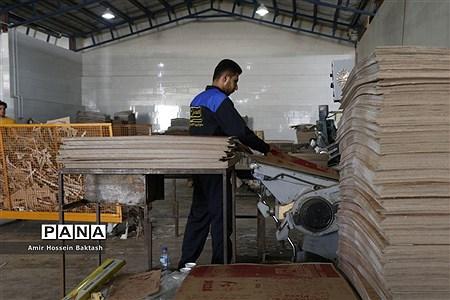 افتتاح شرکت آسوریک کاغذ سلولز آریا توسط استاندار قم |
