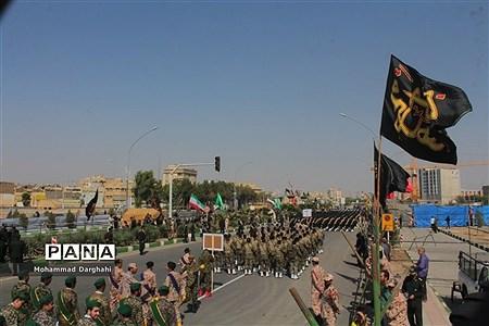 رژه نیروهای مسلح استان قم |