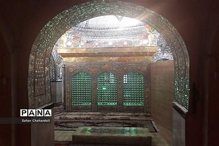 امامزاده ایی از نوادگان جواد الائمه (ع) در همدان |