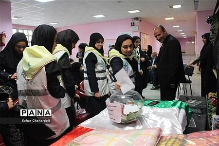 اجرای طرح دومین سیل مهربانی همکلاسیها در مدارس استان همدان |