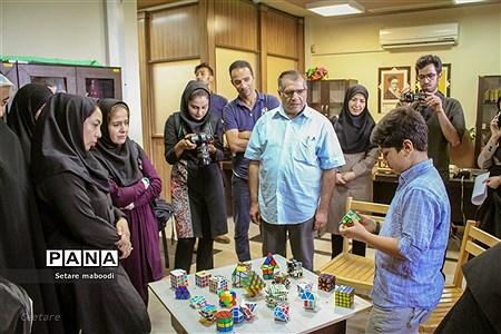 بازدید خبرنگاران از مراکز فرهنگی و ورزشی شهرداری همدان |