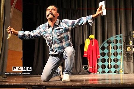 برگزاری جشنواره تئاتر عاشورائیان در همدان |