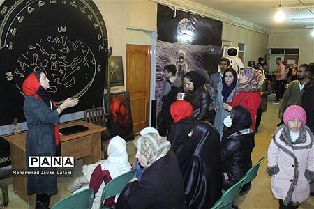 یلدای نجومی در مرکز اخترشناسی و رصدخانه ابن صلاح همدانی |