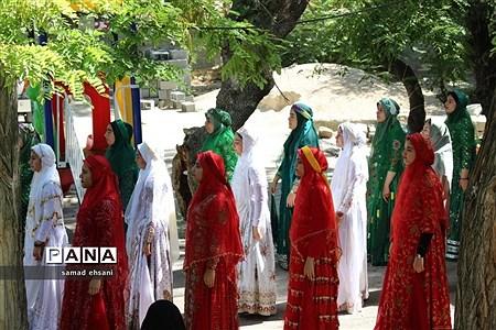 پیش اردوی ملی دانشآموزان پیشتاز دختر استان کهگیلویه و بویراحمد |