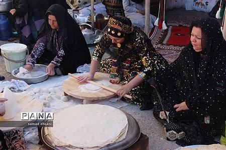 جشنواره فرهنگی بومی دبستان هیات امنایی شمس نجف آباد یاسوج |