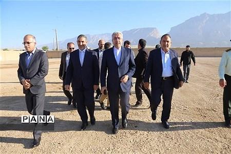 سفر وزیر نیرو به استان کهگیلویه و بویراحمد |