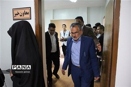 بازدید خبرنگاران پانا از خبرگزاری جمهوری اسلامی ایران (ایرنا)  
