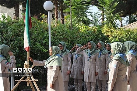 پیش اردوی ملی دانشآموزان پیشتاز سازمان دانشآموزی سیستان و بلوچستان |
