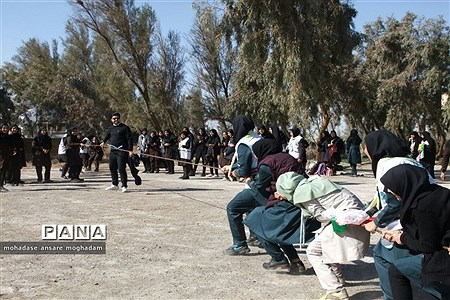اردوی 250 نفری مهارتی، تشکیلاتی پیشتازان شهرستان زهک در شمال استان سیستان و بلوچستان  