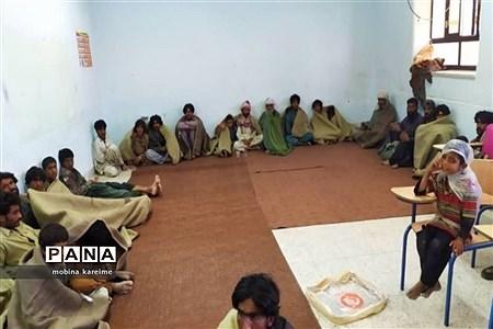 خسارت سنگین سیلاب به جنوب سیستان و بلوچستان  