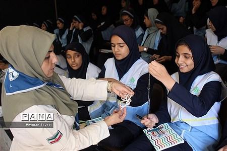 اردوی دانشآموزان پیشتاز شهرستان سمنان |