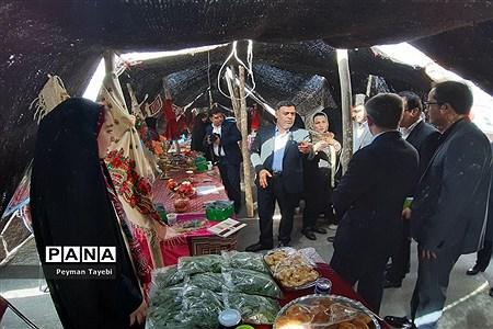 آیین افتتاحیه جشنواره نوجوان خوارزمی (مرحله استانی) و بازارچه کارآفرینی |