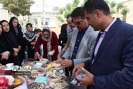 جشنواره سفیران سلامت در دبستان بعثت سمنان |