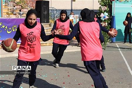 آیین متمرکزششمین دوره المپیادورزشی درون مدرسهای در استان البرز |