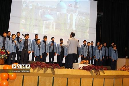 برگزاری چهارمین اجلاس استانی نماز البرز با شعار نماز و مدرسه در دانشگاه آزاد کرج |