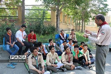 برگزاری نخستین کارگاه تشکیلاتی دانش آموزان پسر استان البرز |