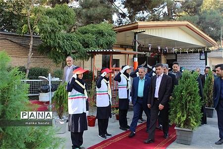 مراسم متمرکز استانی نواختهشدن زنگ مدارس البرز در سال تحصیلی 99-1398 |
