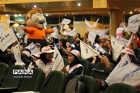 همایش همیاران پلیس دانشآموز در دانشگاه آزاد کرج |