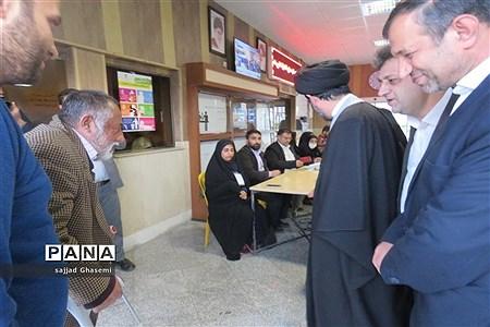 حواشی یازدهمین دوره انتخابات مجلس شورای اسلامی در غرب گلستان  