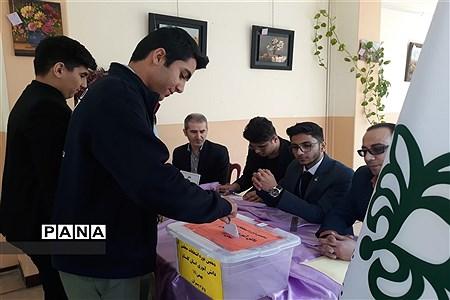 دهمین دوره انتخابات مجلس دانش آموزی و شورای دانش آموزی استان گلستان  