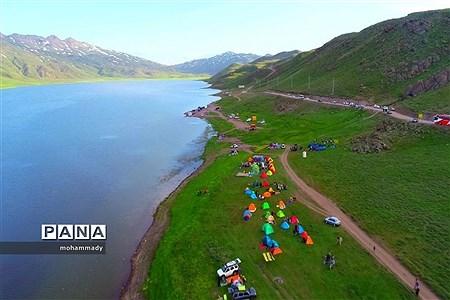 دریاچه زیبای نئور - اردبیل |