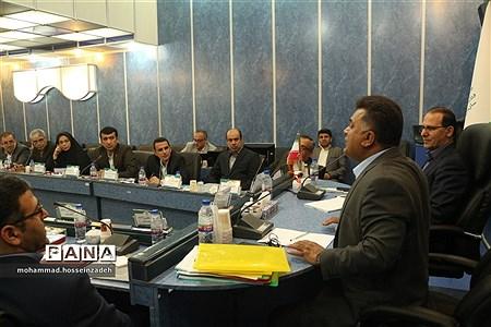 نشست هماندیشی مدیران ستادی و استانی سازمان دانشآموزی |