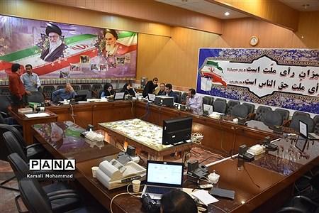 ثبتنام کاندیداهای مجلس یازدهم حوزه انتخابیه محلات و دلیجان |