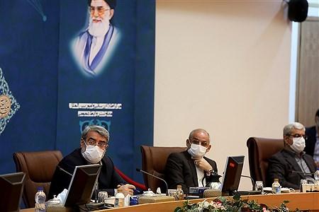 جلسه کمیته انتظامی اجتماعی ستاد ملی کرونا | Bahman Sadeghi