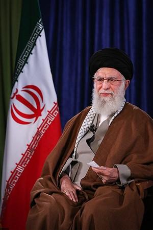 سخنرانی تلویزیونی  رهبر انقلاب اسلامی به مناسبت ولادت حضرت امام زمان(عج) | khamenei.ir