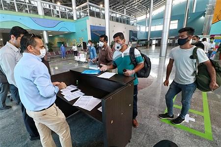 تمهیدات لازم برای بازگشت کیشوندان در بندرگاه و فرودگاه کیش  | Amir Hossein Yeganeh