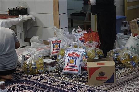 کمک به نیازمندان روستاهای اطراف شهرستان امیدیه به مناسبت ماه مبارک رمضان | Zahra   Hayati