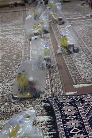 کمک به نیازمندان روستاهای اطراف شهرستان امیدیه به مناسبت ماه مبارک رمضان |