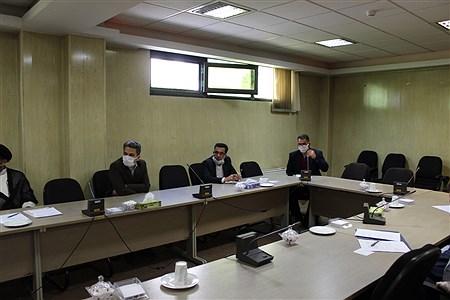 جلسه شورای فرهنگ عمومی شهرستان اسلامشهر | Sasan Haghshenas