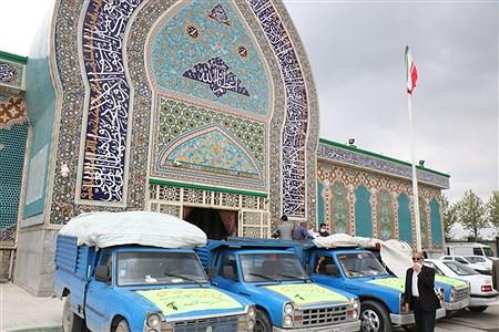آغاز رزمایش کمک های مومنانه در آذربایجانغربی | Amir Hosein Mollazade