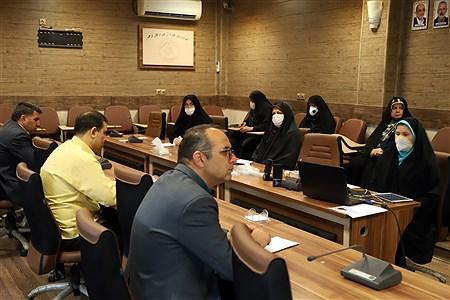 آیین رونمایی از لینک سایت هفته مشاغل آموزش و پرورش منطقه16 | Zahra Alihashemi