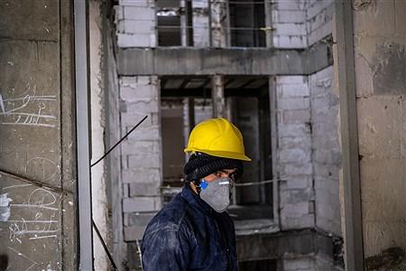بیرون از قرنطینه | Ali Sharifzade