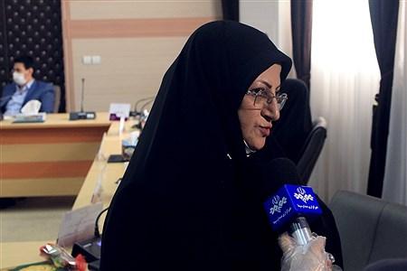 آغار هفته گرامیداشت مقام معلم در آذربایجان شرقی با ارتباط زنده ویدئویی  وزیر آموزش و پرورش    leila hatami