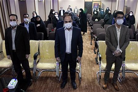 مراسم  تکریم مقام معلم در اداره آموزش و پرورش چهاردانگه | Farzad Mohammadi