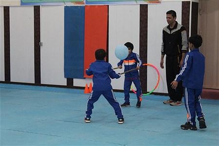 افتتاح اولین استودیو درس تربیتبدنی و فعالیت های ورزشی در شبکه دانش آموزی (شاد) | esmail dehvare