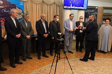 اولین جلسه شورای آموزش و پرورش استان آذربایجان شرقی   leila hatami