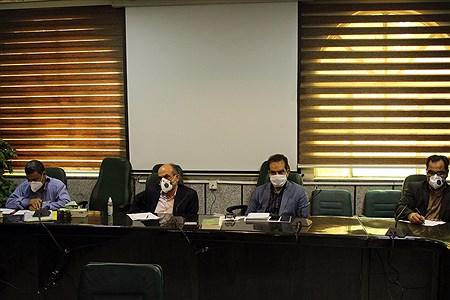 نشست کارگروه ستادطرح ساماندهی و نظارت بر تهیه و توزیع لباس فرم دانش آموزان  | Mohamad Shahrokh Nasab
