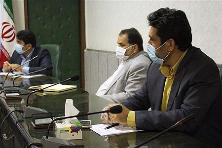 نشست کارگروه ستادطرح ساماندهی و نظارت بر تهیه و توزیع لباس فرم دانش آموزان    Mohamad Shahrokh Nasab